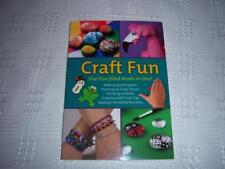 Craft Fun, Five Fun-filled books in one By Diana Schoenbrun Book