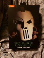 Neca Tmnt Ultimate Casey Jones FACTORY SEALED NEW!!!