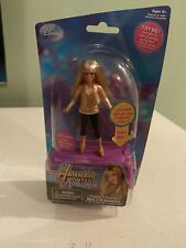 Hannah Montana Mini 3d Animator Doll Singing and dancing Miley Cyrus collectabe