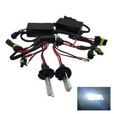 MAIN BEAM H3 HID KIT 6000K ICE WHITE 35W FOR NISSAN 300 ZX PVHK6316