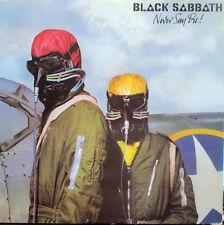 BLACK SABBATH NEVER SAY DIE! LP VINYL NEW 33RPM