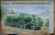 Df-21 Ballistic Missile Launcher Chinese 1:35 Plastic Model Kit 00202 TRUMPETER