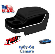 Black Deluxe Console for 1967 1968 1969 Camaro by TMI - In Stock - Ships Now