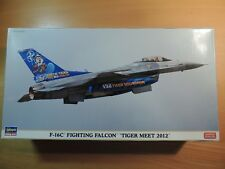 Hasegawa 1/48 F-16C FIGHTING FALCON `TIGER MEET 2012' (07338)