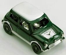 Vert Mini Cooper Miniature Nouveauté Horloge