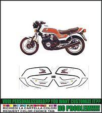 kit adesivi stickers compatibili cb 900 f 1983 bol dor