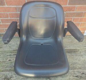MTD Cub Cadet GTX2100 Seat w/ Arm Rests  757-04140