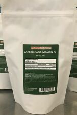100% Pure Vitamin C  (Ascorbic Acid) Powder USP Non-GMO