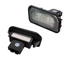 LED SMD MERCEDES W203 Kennzeichenbeleuchtung Kennzeichen Leuchte