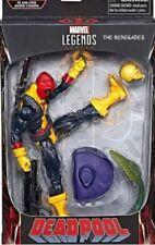 Deadpool X-Men Marvel Legends Comic Book Heroes Action Figures