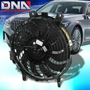FOR 1993-1997 GEO PRIZM TOYOTA COROLLA FACTORY STYLE AC CONDENSER COOLING FAN