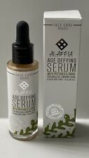 Alaffia Age Defying Serum With Peptides & Okra 1.0oz New In Box Exp: 11/2020