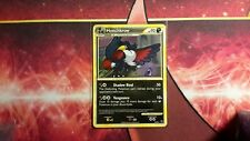 Honchkrow Undaunted Pokemon Card NM