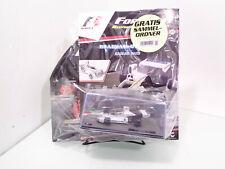 Panini Formula 1 Brabham BT44B Carlos Pace 8 m. Heft 21 neuwertig OVP (HS1206)