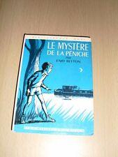 Le Mystère De La Péniche Enid Blyton Illust. Jeanne Hives