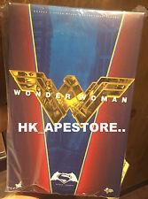INSTOCK Hot Toys Batman Superman Dawn of Justice Wonder Woman 1/6 FIGURE MMS359