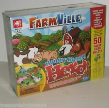Farmville Hungry Hungry Herd Farm Game Hasbro Zynga NEW & SEALED