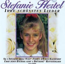STEFANIE HERTEL : IHRE SCHÖNSTEN LIEDER / CD