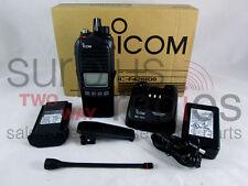 ICOM F4261DS 11 RC IDAS DIGITAL LTR RADIO 5W UHF 400-470MHZ 512CH POLICE FIRE