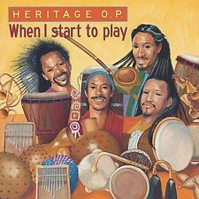 When I Start To Play * - Heritage O.P. (CD 2003)