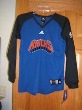 New York Knicks Adidas Azul/negro Jersey embroid Juventud