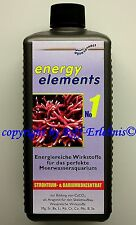 Energy Elements No1 500ml aqua connect  Strontium Barium  29,90€/L