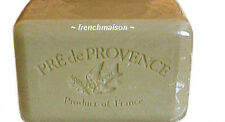 PRE de Provence LAVENDER OLIVE OIL Bar Hand/Bath French Soap Jumbo XL 350g New