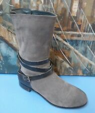 UGG Australia Deanna Boots in Charcoal Gray Style #1001791 Womens Sz 9.5