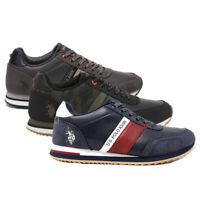 Scarpe Sneakers U.S Polo ASSN. Vance 1 ecopelle uomo XIRIO4133W8