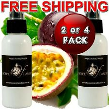 FRESH PASSION FRUIT Room Air Freshener Deodoriser/Linen Spray VEGAN/CRUELTY FREE