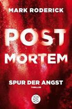 Post Mortem - Spur der Angst / Post Mortem Reihe Bd. 4 von Mark Roderick...