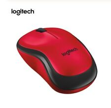 Logitech M220 2.4GHz Cordless Wireless Optical Silent Mouse Mice USB Receiver