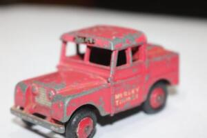 DINKY TOYS MERSEY TUNNEL POLICE]  [DTE103 free post traingirl13