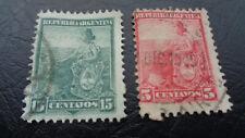 Argentinien, Republica Argentina, Stamps, 1905, 15 + 5 Centavos, gestempelt