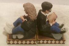 Harry Potter Hermione Granger Pair of Bookends Enesco 2000 Warner Bros.