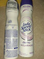 Lady Speed Stick Deodorant Spray (Derma Alacarado)
