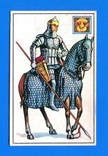 ARMI E SOLDATI - Edis 71 - Figurina-Sticker n. 34 - CAVALIERE CATAFRATTO -Rec