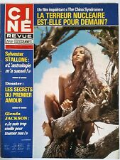 Ciné Télé Revue 12/4/1979; Glenda Jackson/ S. Stallone/ Marie Glory/ Berger Helm