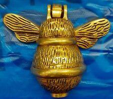 Solid Brass Door Knocker Beautiful  Bee Front Door knocker