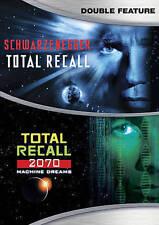 Total Recall / Total Recall 2070 (DVD, 2015)