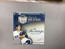 2008 Daily News New York Yankees Legacy of Greatness DVD The Shortstops