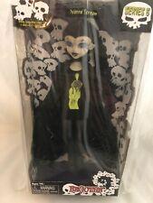 Bleeding Edge Goth Ivanna Scream 12 Inch Fashion Doll New!