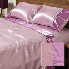 PLAYBOY ANIMAL DOUBLE BED SATIN SHEET SET  BEDROOM HOME DECOR RRP: $148