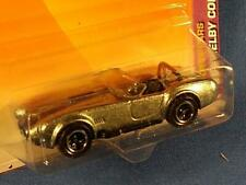 2010 MATCHBOX Sports Cars ~ '65 SHELBY COBRA 427 S/C, Silver  MOC! F1