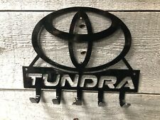 Toyota Tundra key hook/ Sign wall art-CNC cut for garage or shop
