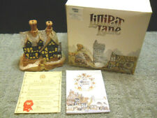Lilliput Lane Mayflower House Special Edition Exclusive #515 Nib & Deeds 1989