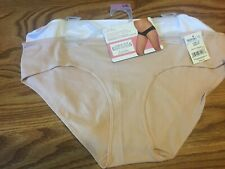 24815f388 NWT 2 Pack Ladies Maternity Underwear Seamless Hipster Panty Sz L  XL 14- 16