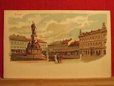 AK - Farblitho - Arad - ungelaufen ca. 1900 - sehr schöne Sammlerkarte !
