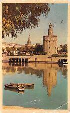BR41311 torre del oro Sevilla       Spain