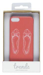 (RV417) JOBLOT of 38 x Trendz TZIP5FSCO Coral Hard Cover for iPhone 5 5S SE